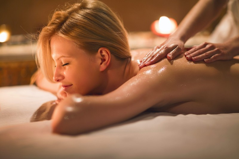 Erotic massage for women